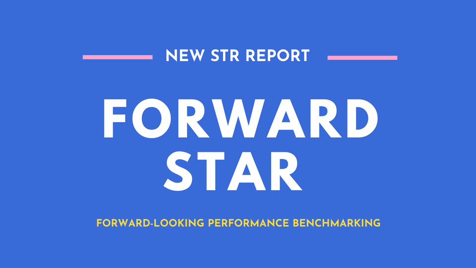 Forward STAR - a new report from STR provides future performance data that enables more strategic decisions.